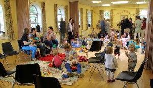 Parent and Toddler Group